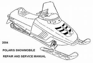 Polaris Snowmobile 2004 Pro X Repair And Service Manual Prox