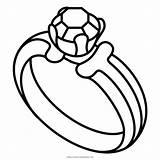 Ring Pages Coloring Diamond Kerra Olga Keeling Uploaded Below sketch template
