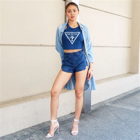 Nadine Lustreu0026#39;s u0026#39;90s-Inspired Outfits Look Modernly Cool - Star Style PH