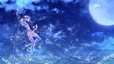 Anime Water Wallpaper - water wallpaper 80 images