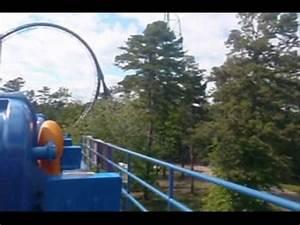 Bizarro Roller Coaster, Six Flags Great Adventure, NJ ...