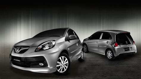 Honda Brio Backgrounds the honda brio a trendy runabout auto mart