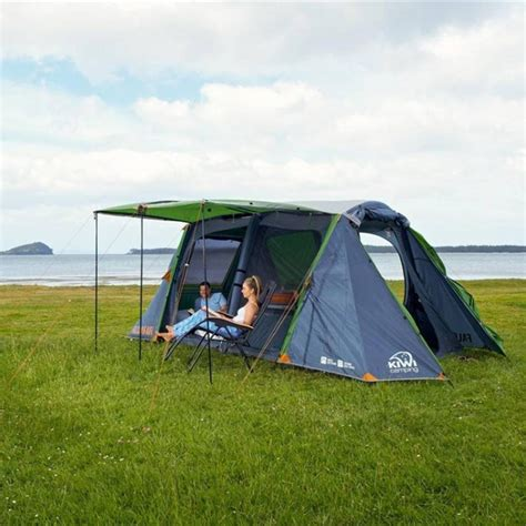 kiwi camping falcon  air dome tent complete outdoors nz