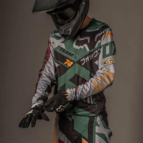 motocross racing gear fox racing new 2016 mx gear le san diego 360 divizion