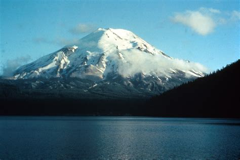 Mount St Helens Before 1980 Eruption The Untold Story