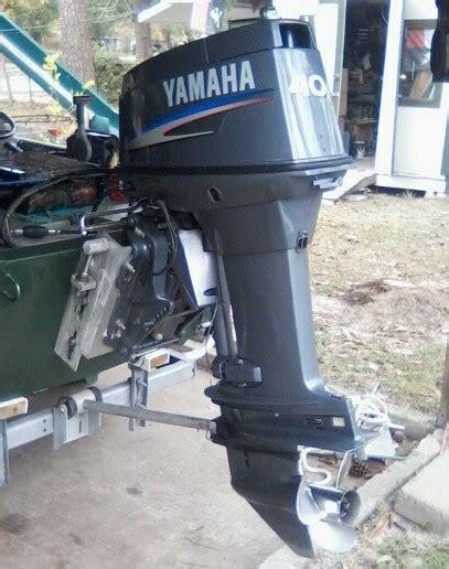 Yamaha Outboard Motors For Sale In Louisiana by 2003 2003 Yamaha 40 Hp Outboard Motors For Sale In