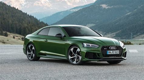 Review Audi Rs5 by 2018 Audi Rs5 Review