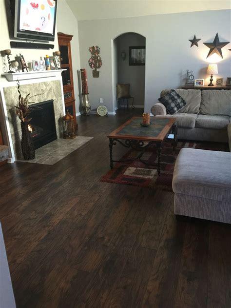 trafficmaster saratoga hickory laminate flooring simply