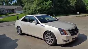 Sold 2008 Cadillac Cts Awd 3 6 Direct Injected See Carfax