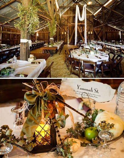 Tischdeko Scheune by Hochzeitsdeko Tisch Laterne K 252 Rbisse Fr 252 Chte Rustikal