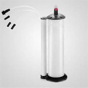 6 5l Manual Oil Fluid Extractor Pump Oil Changer Vacuum