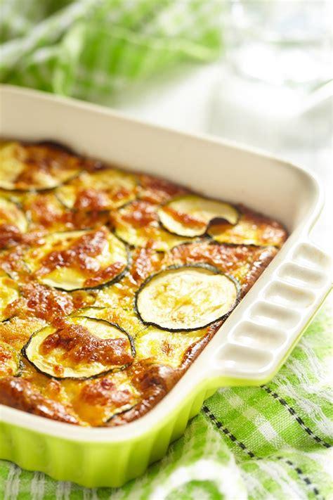 cuisine courgettes gratin recette gratin de courgettes facile