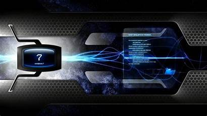 Digital Background Wallpapers Electronic Electronics 3d Fresh