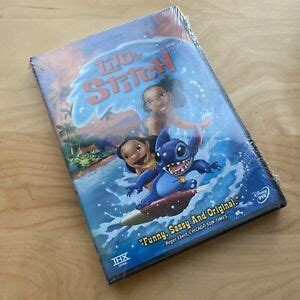 'lilo and stitch' presents a very new style of animation with a new story. Disney's Lilo & Stitch (DVD, 2002) NEW Sealed Fast Shipping 786936165142   eBay