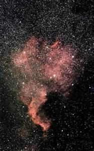 North America Nebula in the Sky