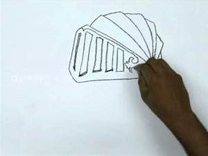 How to Draw a Knight Helmet - YouTube