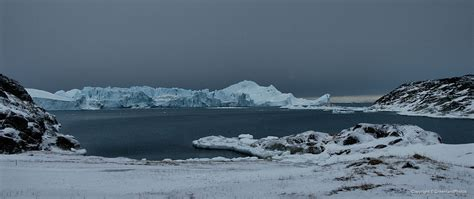 ilulissat icefjord pictures  greenland greenland