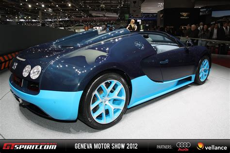 2012 Bugatti Veyron Super Sport Black Carbon Review Price