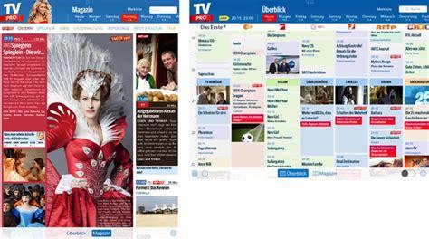 Fernsehprogramm-app Bittet Zum Premium-test