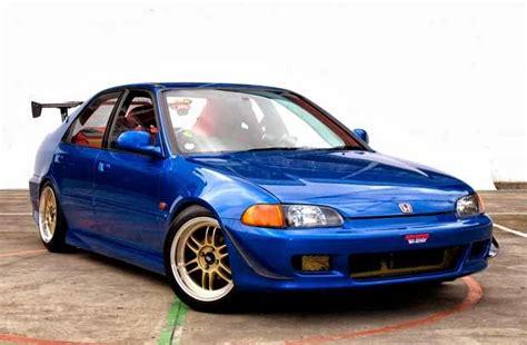 Genio Modifikasi by Honda Civic Genio Modifikasi Sport Legendaris