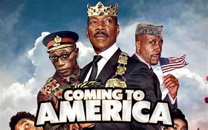 Coming America Murphy Eddie Trailer Film Son