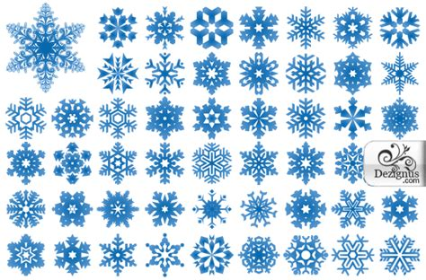 Free Free Vector Snowflakes Illustrator And Photoshop