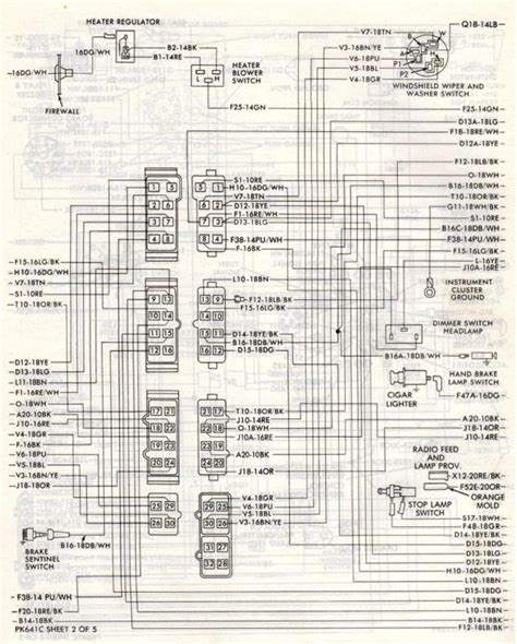 1978 Dodge Ram Wiring Diagram by 1st Ram Wire Diagrams Dodgeforum