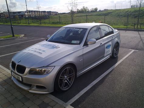 Bmw Supply Course Car For The Cartell Rally Of The Lakes