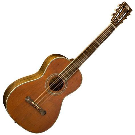 DISC Washburn R319SWK Vintage Series Parlour Acoustic ...