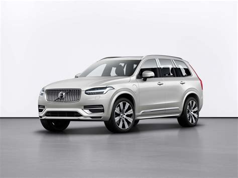 Volvo Models 2020 by 2020 Volvo Xc90 Bows With Minor Changes Updated