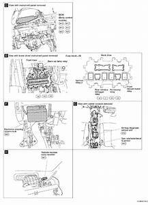2008 Nissan Altima Hybrid Fuse Box Diagram
