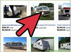 How to Buy a Used Motor Home 6 Steps with Pictures