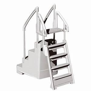 Escalier Pour Piscine Hors Sol : escalier piscine biltmore achat vente echelle de ~ Dailycaller-alerts.com Idées de Décoration