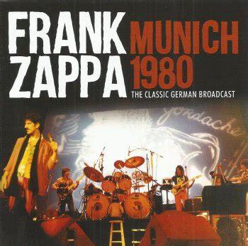 United Mutations Frank Zappa  Munich 1980