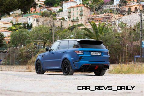 Larte Design Range Rover Sport Winner Monaco