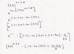 Differenzial Rechnung : differentialrechnung differenzialrechnung f x 3x ~ Themetempest.com Abrechnung