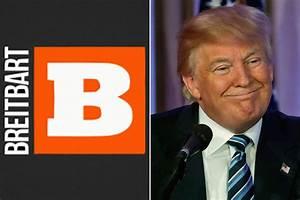 Is Breitbart News Donald Trump's media shill? Editor Ben ...