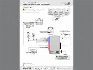 Vehicle Wiring Diagrams  Remote Starter New Dei Wiring