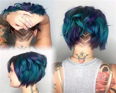 HD wallpapers different color hair styles
