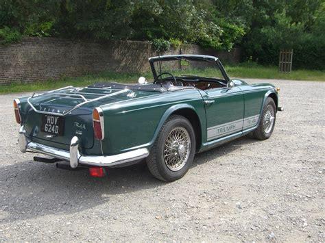 triumph tra  sale classic cars  sale uk