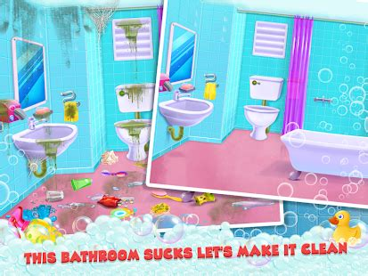 Keep Your House Clean  Girls Home Cleanup Game  Apps On