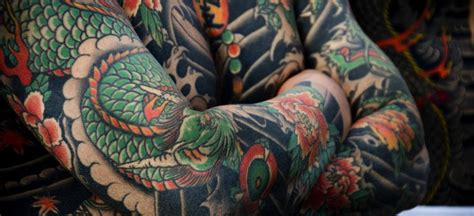 tattoos  japan  history  meaning   art