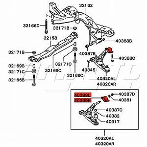 Viamoto Car Parts  Mitsubishi Lancer Evo 2 3 Ce9a Parts