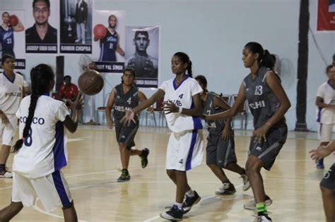 Basketball Team Of Sikar Raj