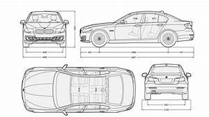 Dimension Serie 1 : bmw 5 series sizes and dimensions guide carwow ~ Medecine-chirurgie-esthetiques.com Avis de Voitures