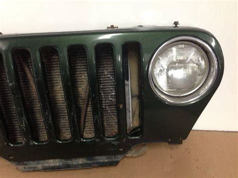 purchase jeep tj wrangler oem grill radiator support