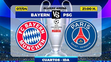 Bayern Munich vs PSG: 2020 finalists meet again | Marca