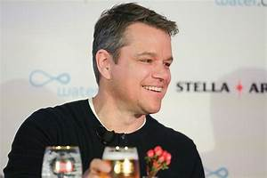 Matt Damon has no interest in running for political office ...