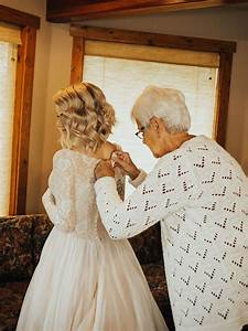 bride surprises grandmother in wedding dress from 1962 photos With grandma wedding dress