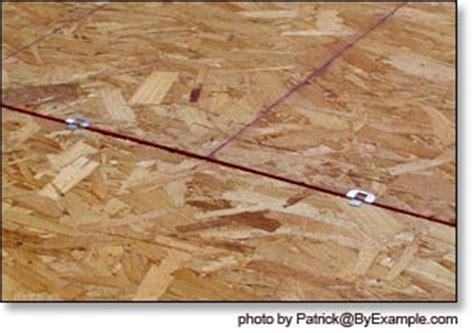 roof spacers  osb sheathing byexamplecom